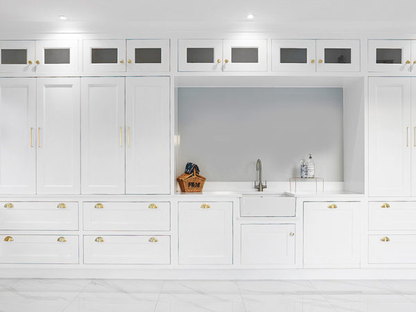 Classic Style Square Inframe Kitchen