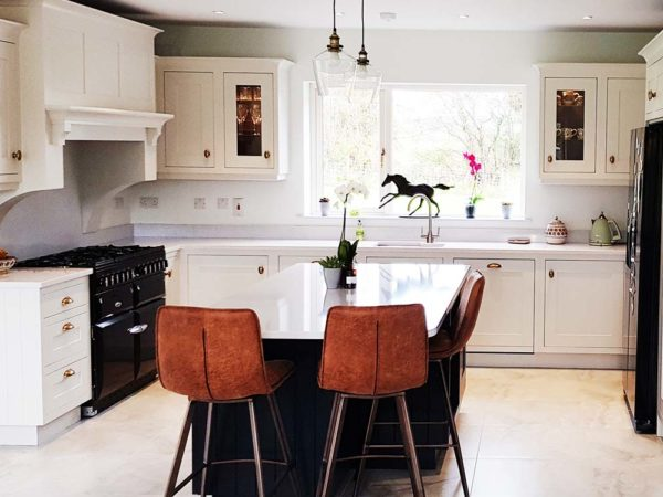 Shaker Style Inframe Kitchen