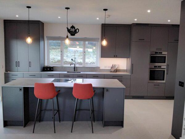 Matt Acrylic Kitchen